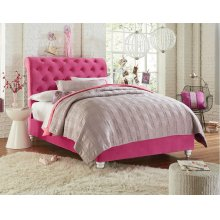 Gabby Twin Size Upholstered Bed
