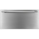 """Heritage 24"""" Indoor/Outdoor Warming Drawer, Silver Stainless Steel Product Image"""