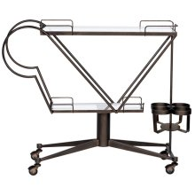 Francoise Bar Cart G221S