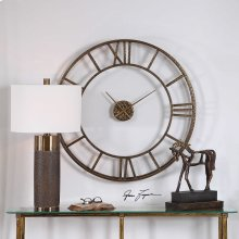 Mylah Wall Clock