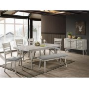White Sand Bench Product Image