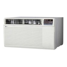 10,000/9,800 BTU Heat/Cool Thru-the-Wall Air Conditioner with Remote