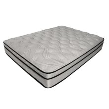 Mattress 6/6 King Plush Euro Top