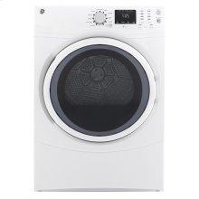 GE® 7.5 cu. ft. capacity frontload dryer