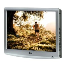 """22"""" class (22.0"""" measured diagonally) LCD Widescreen HDTV with HD-PPV Capability"""