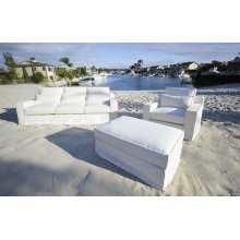 Balboa (Outdoor) Sofa, Chair & Ottoman