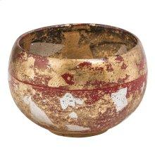 Vermillion Bowl