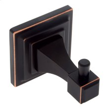 Oil Rubbed Bronze Gradus Robe Hook