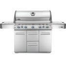 LEX 730 RSBI Side Burner, Infrared Bottom & Rear Burners , Stainless Steel , Natural Gas Product Image