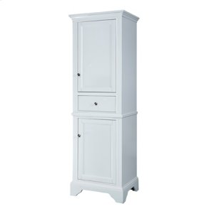 "Framingham 21"" Linen Tower - Polar White Product Image"