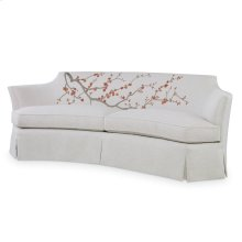 Cee Zee Sofa - Skirted
