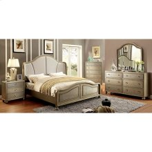 Furniture Of America CM7091 Nisha Bedroom set Houston Texas USA Aztec Furniture