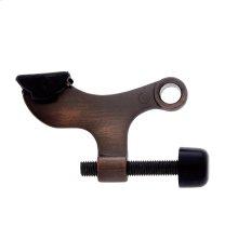Old World Bronze Jumbo Hinge Pin Stop