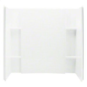 "36"" Complete Wall Set - White Product Image"