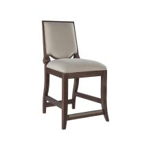 Marrone Beauvoir Counter Stool