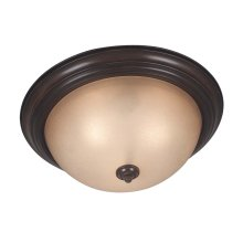 Triomphe - 3 Light Flush Mount