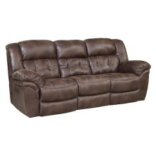 129-30-21  Double Reclining Sofa
