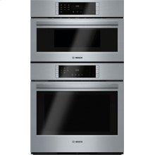 """Bosch 800 Sgl Oven, 30"""", Combi-Ready HBL8751UCC"""