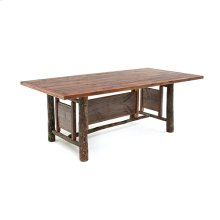 Old Yellowstone - Original Panel Dining Table - 5′-8′ - 2034 - 5′