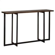 Faro Console Table in Walnut