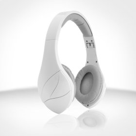 vFree On Ear Bluetooth Headphones (White)