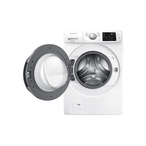 4.5 cu. ft. Front Load Washer with Vibration Reduction Technology in White