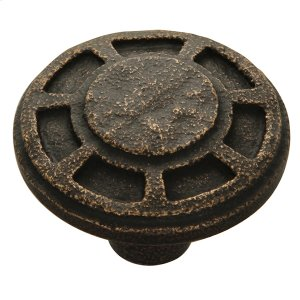 Riverside Knob - Antique Satin Bronze Product Image