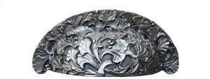 Florid Leaves - Satin Nickel Product Image