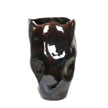 Decorative Ceramic Vase, Multicolor
