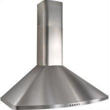 "42"" - Stainless Steel Range Hood with 400 CFM Internal Blower"
