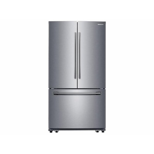 26 cu. ft. French Door Refrigerator with Internal Filtered Water in Stainless Steel