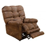 Power Lift Recliner w/ Dual Motor & Extended Ottoman Product Image