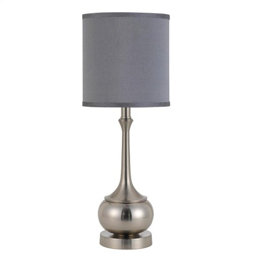 100W Tapron Metal Accent Lamp