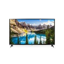 "55"" Uj6300 4k Uhd Smart LED TV W/ Webos 3.5"