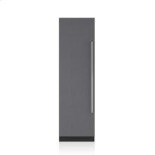 "24"" Designer Column Freezer with Ice Maker - Panel Ready"