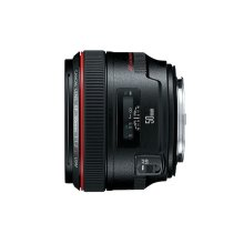 Canon EF 50mm f/1.2L USM Standard Telephoto Lens
