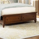 King Storage Footboard Product Image