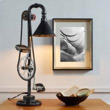 Pedal Steel Table Lamp