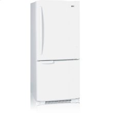 Bottom-Freezer Refrigerator with Swing Freezer Door (19.7 cu.ft.)
