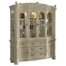 "Madrid Hutch/Buffet - 77""L x 24""D x 96""H"
