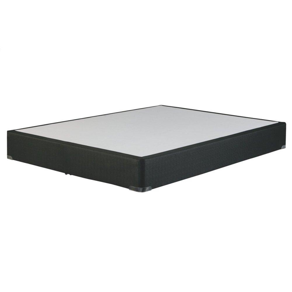 Foundation - Black 2 Piece Mattress Set