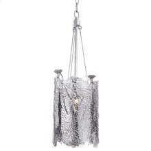 Small Sea Fan Chandelier (nickel)