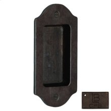 Arched Flush Pull - Copper Bronze