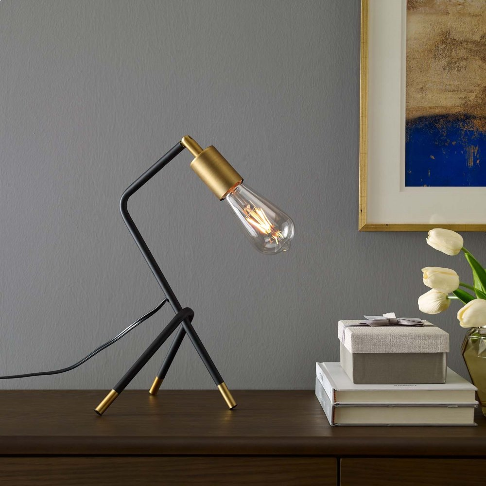 Achievement Table Lamp