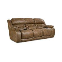 158-37-15  Double Reclining Power Sofa
