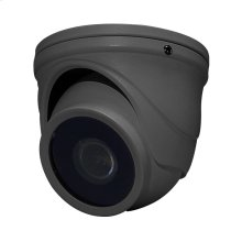 HD-TVI 2MP Intensifier® T Mini-Turret Camera, 2.8mm Fixed Lens, Dark Gray Housing