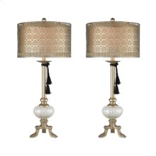 Grand Turk Table Lamp (set of 2)