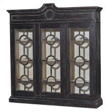 Burlington Three Door Display Cabinet