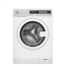 Compact Washer with IQ-Touch® Controls featuring Perfect Steam - 2.4 Cu. Ft., Scratch & Dent