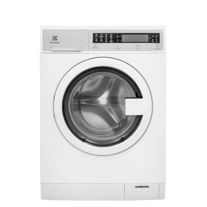 Compact Washer with IQ-Touch® Controls featuring Perfect Steam - 2.4 Cu. Ft. Product Image